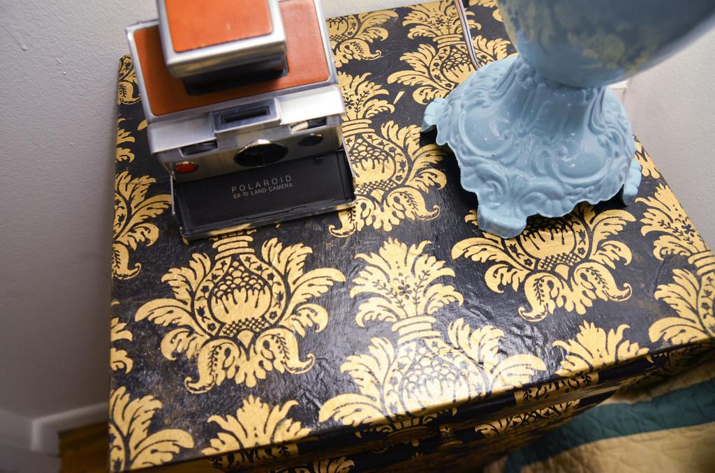 Rinnova i tuoi mobili con il decoupage brico