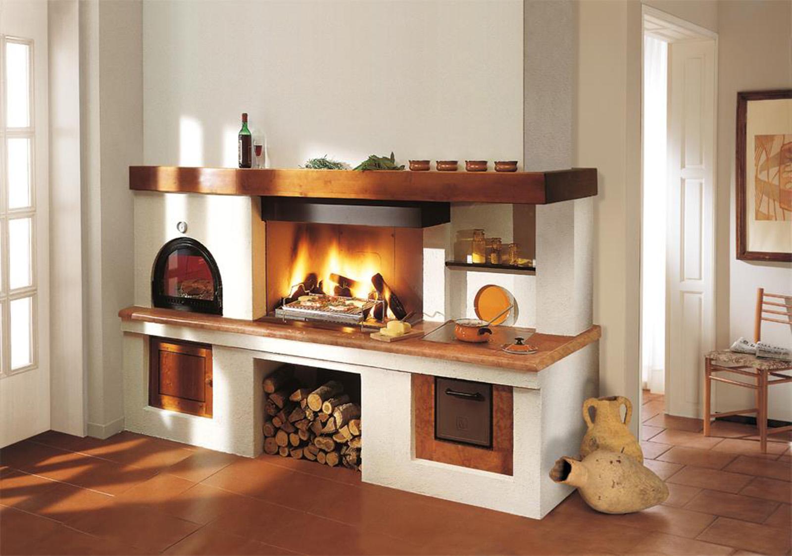 Forno A Legna Con Camino i 5 modelli più diffusi di stufe a legna