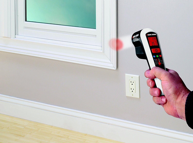 Isolamento termico: ecco come rilevare le fughe di calore in casa
