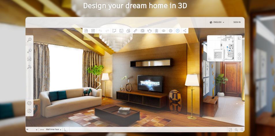 Il miglior programma gratuito per progettare casa nei dettagli for Programma per progettare