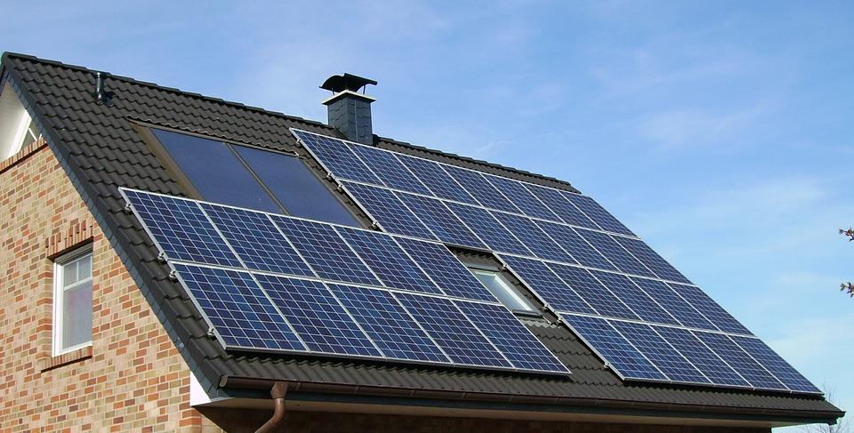 Pannelli solari a casa tua