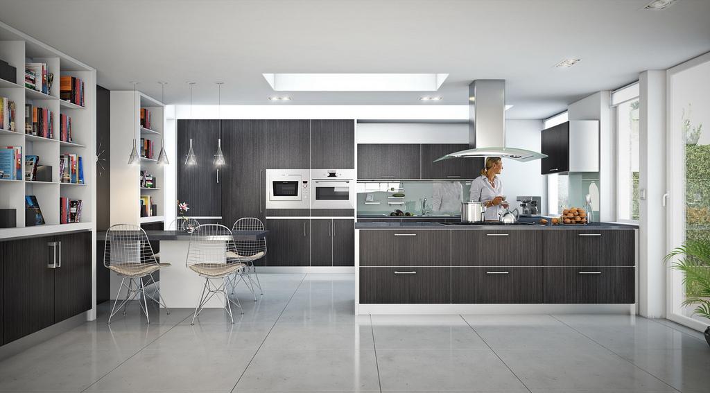 Cucina Moderna: tutti i consigli per arredare la cucina al meglio!