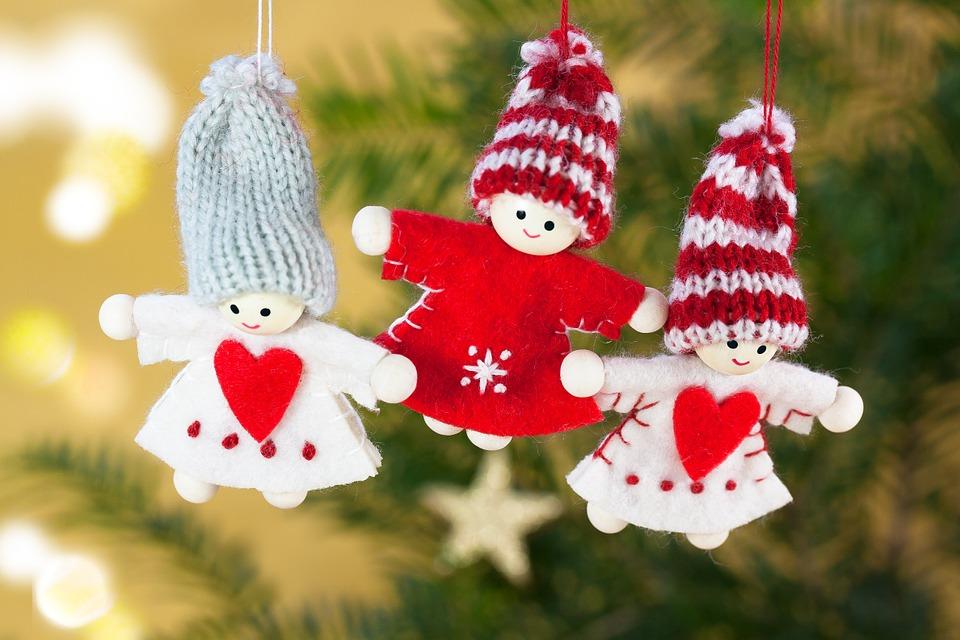 Estremamente Lavoretti di Natale fai da te: idee e tutorial semplici ed originali MZ48