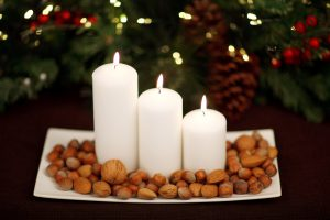 Centrotavola-natalizi-candele