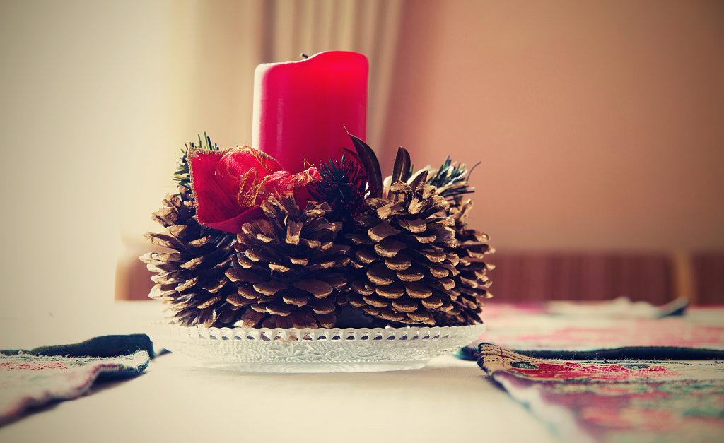 Centrotavola natalizi fai da te: idee e spunti originali!