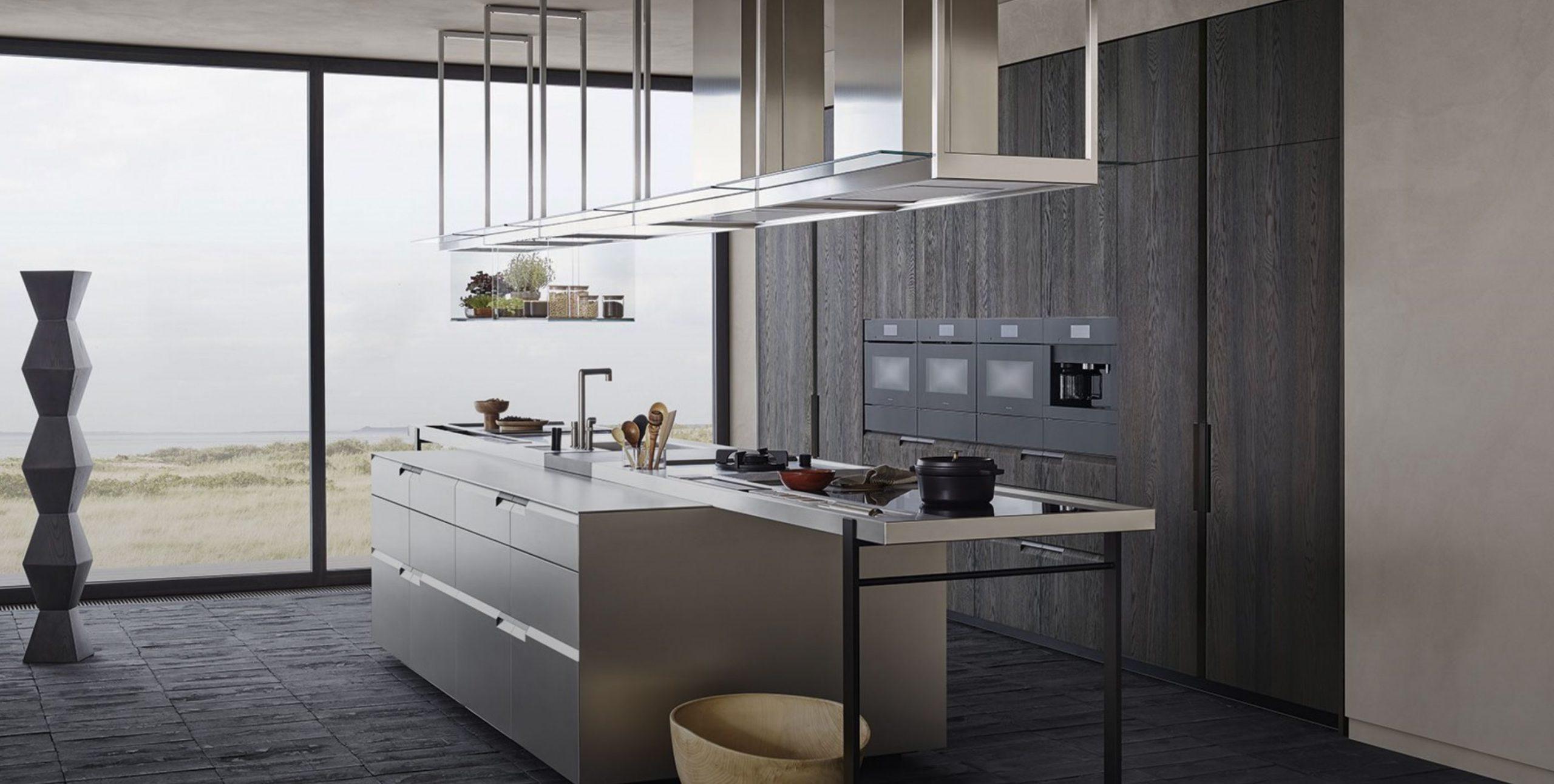 In cucina ispiratevi allo stile contemporaneo, che vince per funzionalità e design